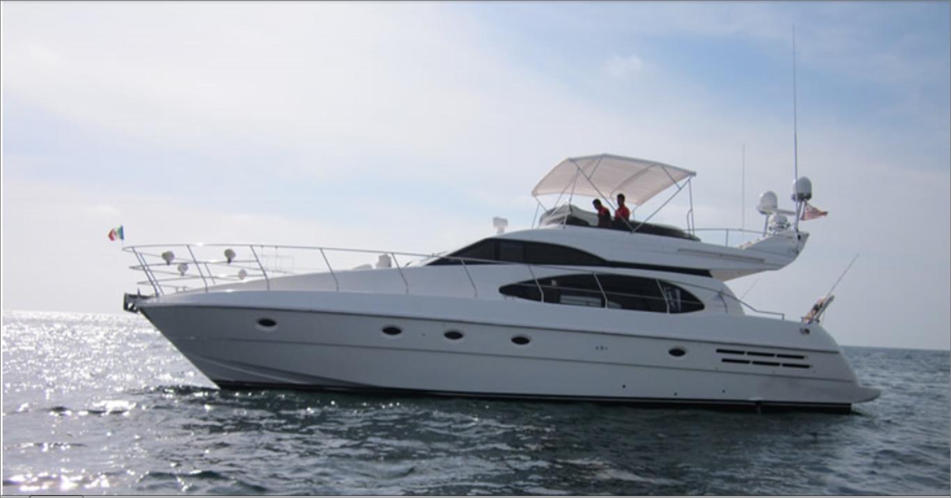 58′ Azimut Luxury Power Yacht