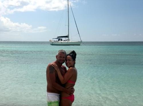 Wedding Proposal Yachts Cancun Luxury Charters 2