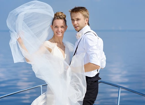 Wedding Yachts Cancun Luxury Charters 2