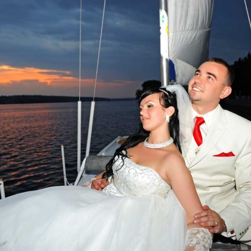 Wedding Yachts Cancun Luxury Charters 3