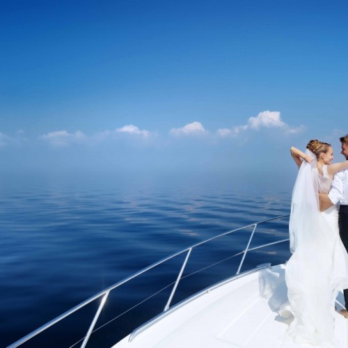 Wedding Yachts Cancun Luxury Charters 4