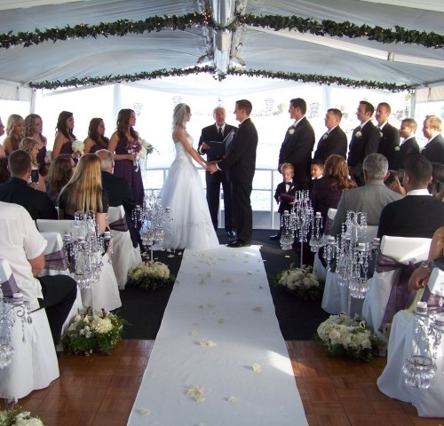 Wedding Yachts Cancun Luxury Charters 5