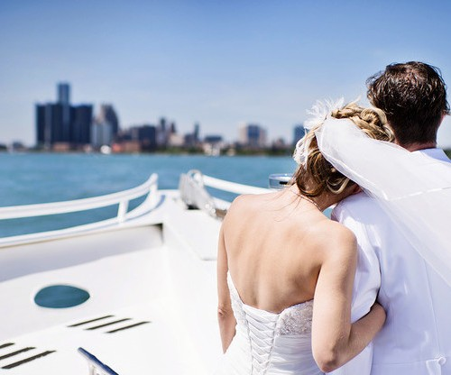 Wedding Yachts Cancun Luxury Charters