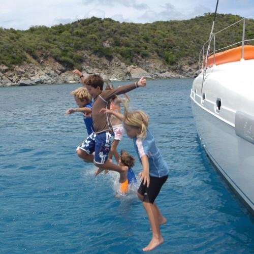 yacht-charter-kids