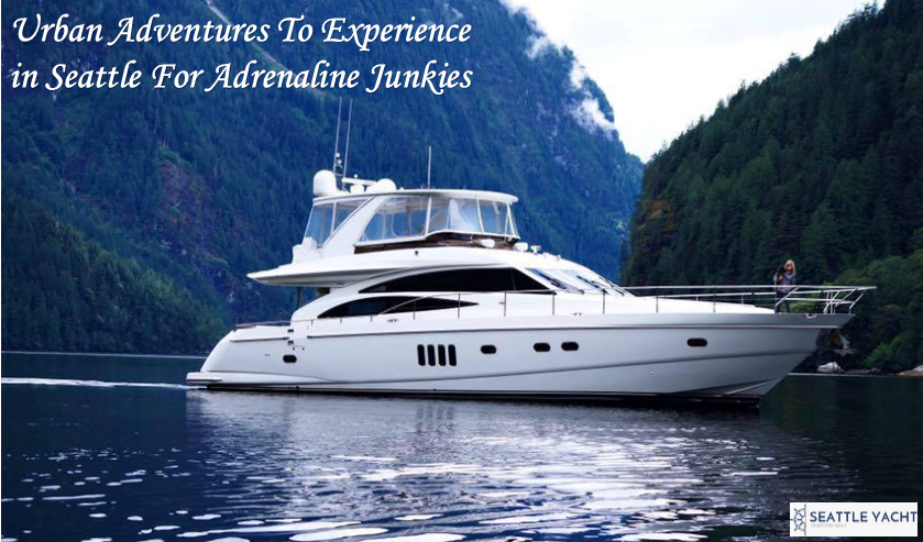 Private Yacht Charters Seattle
