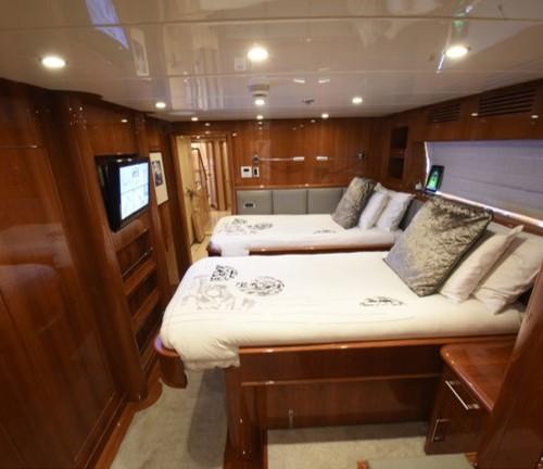 Komokwa Luxury Mega Yacht 16
