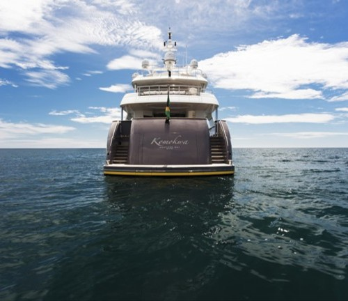 Komokwa Luxury Mega Yacht 19