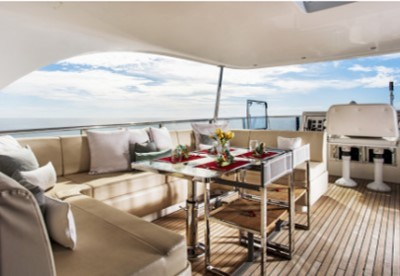 Komokwa Luxury Mega Yacht 2