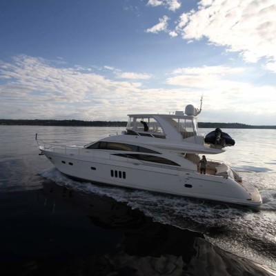 70' Viking Luxury Yacht 1