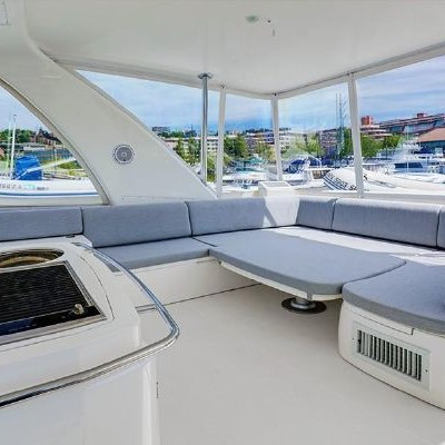 70' Viking Luxury Yacht 13
