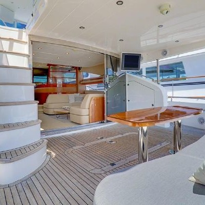 70' Viking Luxury Yacht 20
