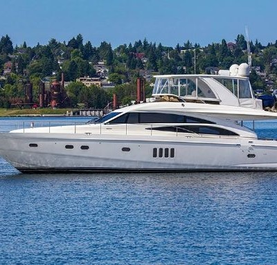 70' Viking Luxury Yacht 26